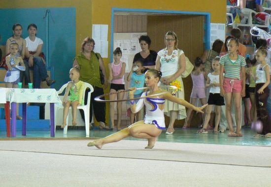 Турнир по художественной гимнастике «Краса Дона»