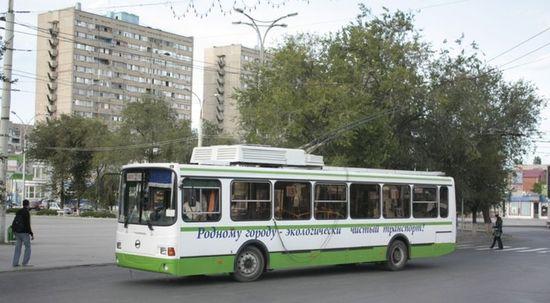 Волгодонский троллейбус