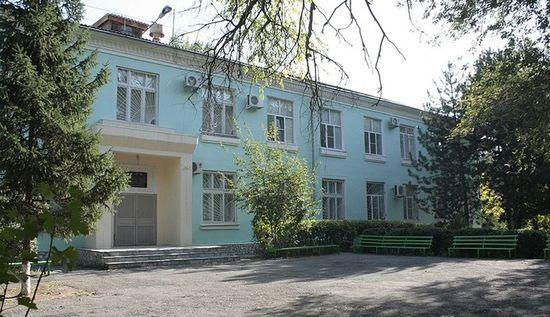 Один из корпусов Волгодонского института ЮРГТУ (НПИ)