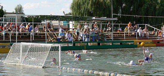 Первенство России по водному поло на водно-спортивной базе СДЮСШОР-3