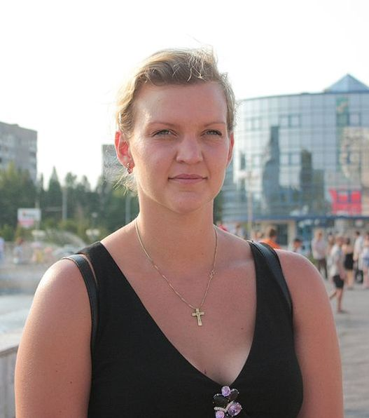 Чемпионка Европы, призер чемпионата мира по водному поло, участница двух олимпийских игр Ольга Турова