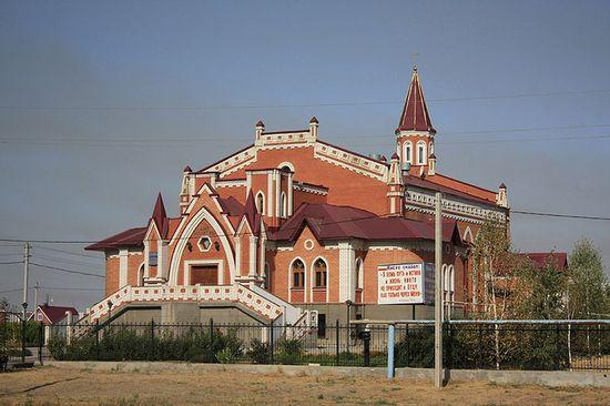 Дом молитв Евангельских Христиан Баптистов