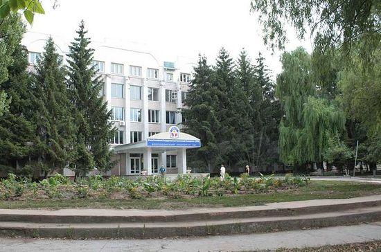 Главный корпус Волгодонского инженерно-технического института Национального ядерно-исследовательского университета «МИФИ»