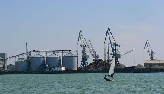 Волгодонский порт