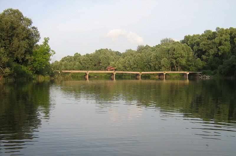 Пелагея - разлилась речка быстрая
